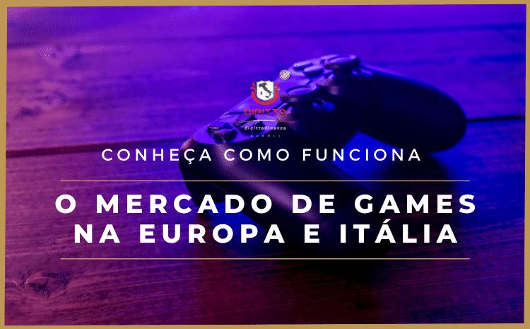 Ubisoft, CD Projekt Red, Milestone: Conheça o mercado de games na Europa