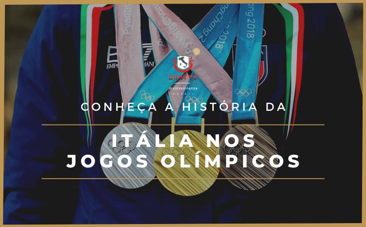 A história da Itália nos Jogos Olímpicos